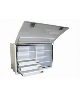 1400L X 900H X 600D / MSV1400S - 3 Drawers