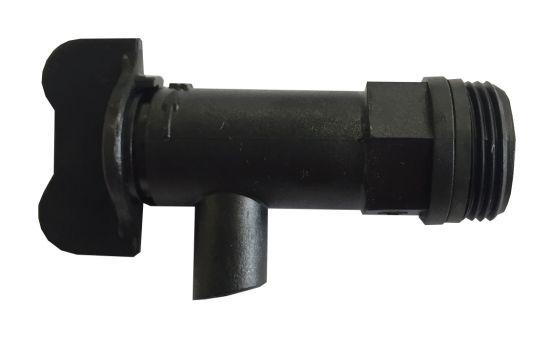 Water Tank Tap (Black Plastic)